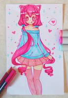 Fan art!!!chiye by Hiroki-Ajame