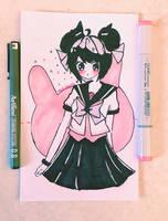Cute!!! by Hiroki-Ajame