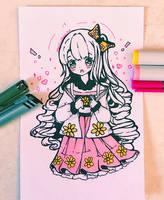 Cute!!2 by Hiroki-Ajame