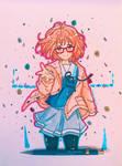(Fan art) Kuriyama.