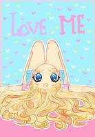 Love me!! by Hiroki-Ajame