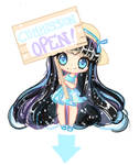 commission open!!