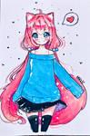 Hyanna-natsu gif