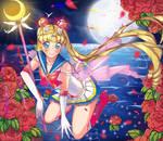 Sailor Moon( fan art )