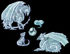 Glass Dragons v1.5 by AnScathMarcach