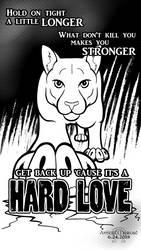 Hard Love - Digital by AnScathMarcach
