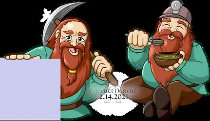 Happy Dwarves