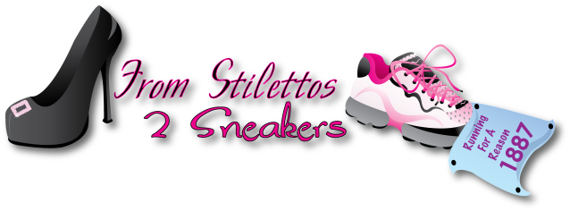 From Stilettos to Seakers Logo by TrueCelticHeart