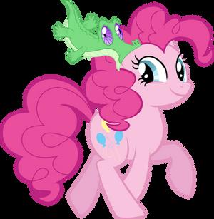 Pinkie Pie and Gummy