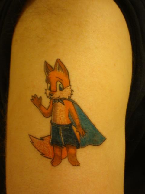 Kenny Tattoo 1