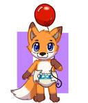 My Balloon - Toddlergirl