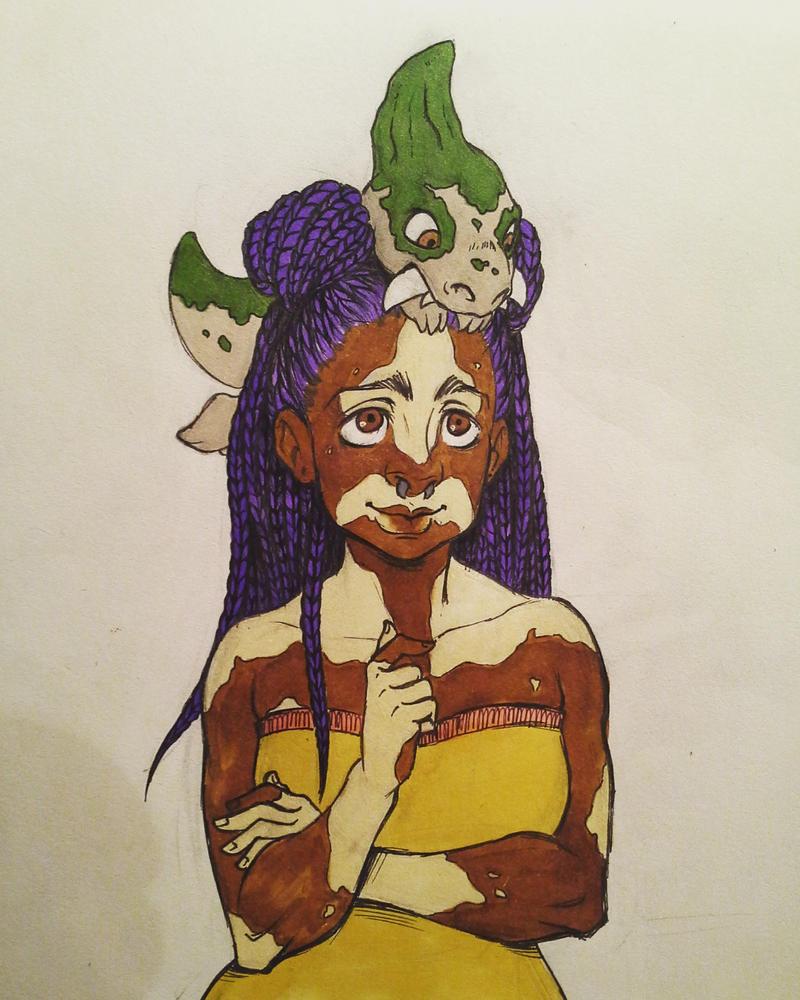Iris by jessiedoll