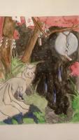 Midnight kitsune