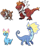 XY Fossils