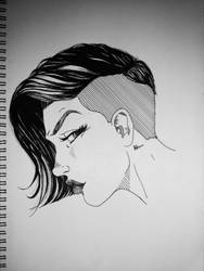 First drawing in a while