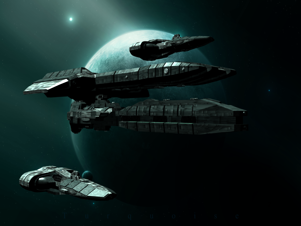 Ships Fly By by Headdie