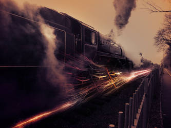 Locomotive abstract manipulation