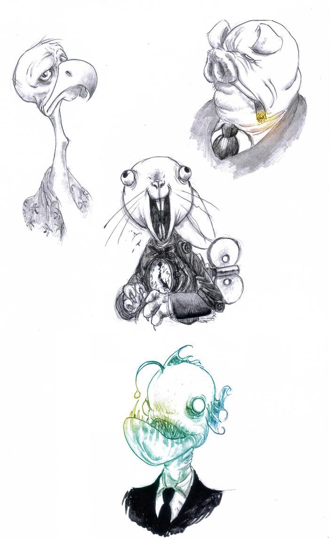 Animals by ZombiRam