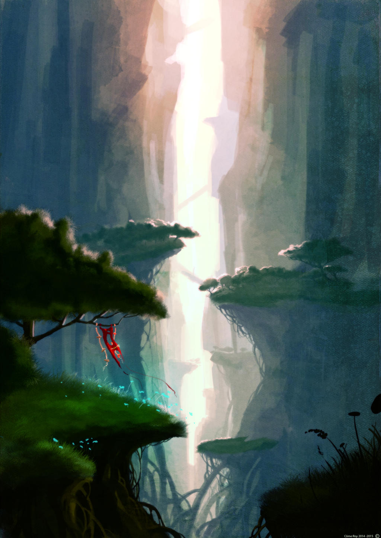 Landscape - 04 by ZombiRam