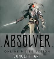 ABSOLVER - Art development