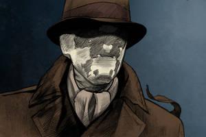 Rorschach by Sirickss