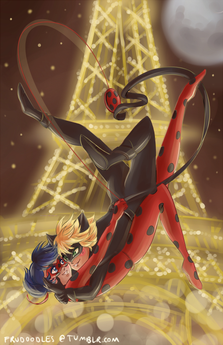 Miraculous Night by Frubunny