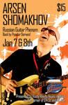 Arsen Shomakhov Poster