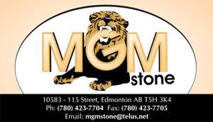 MGM Stone BCard