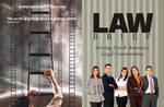 Law Brief Folder Cover