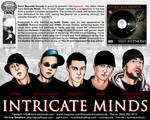 Intricate Minds One Sheet