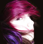 Pink and Purple Hair 2