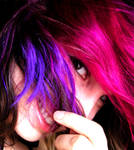 Pink and Purple Hair 3