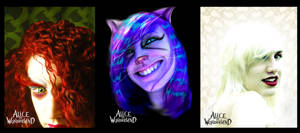 Anya: Mad, Cheshire, Queen...
