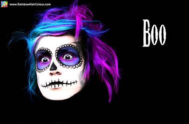 Boo by littlehippy
