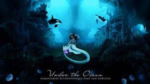 Under The Ocean by AimeeGemini-art