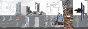 Multi use mid-rise design