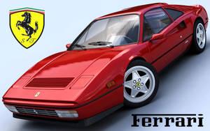 Ferrari 328 by Missionaryrdr