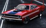 American Muscle cars GTX