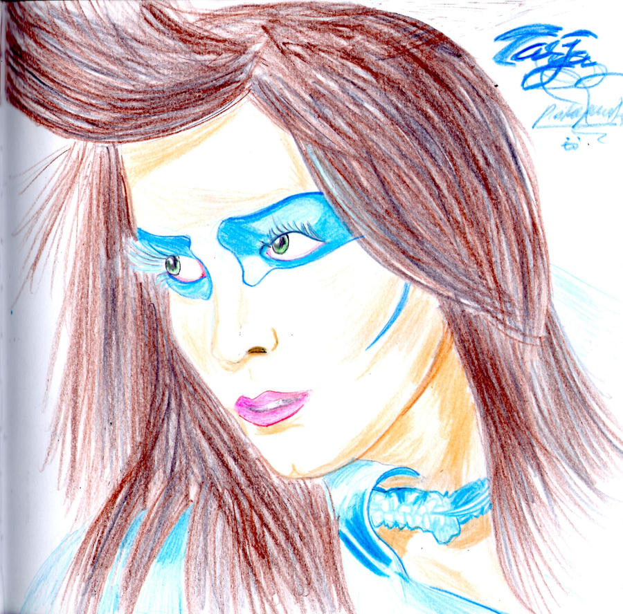 Snow Queen - Tarja by piri-666