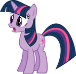 Twilight Sparkle in Awe
