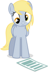 A Note for Derpy