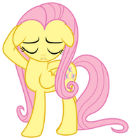 Fluttershy Cannot Unhear... by flutterguy317