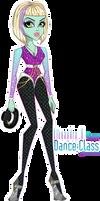 Allie G. Dance Class by mrvictorbrs