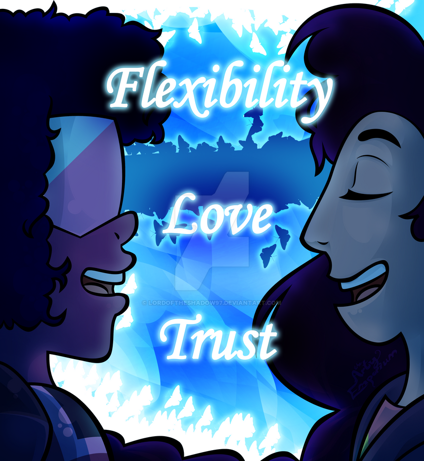 Here Comes a Thought: Flexibility Love and Trust by LordOfTheShadow97