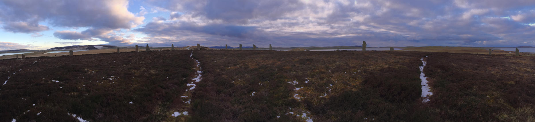 Ring o' Brodgar by HighlandFox
