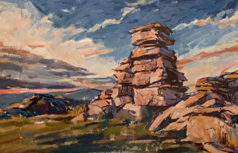 Dreaming Dartmoor by Anka-loves-to-fly