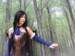 Castlevania : Shanoa by satsuyurami