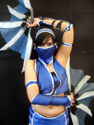 Mortal Kombat 2011 : Kitana by satsuyurami
