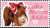 Lolita Fashion Stamp