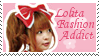 Lolita Fashion Stamp by kissmykandi
